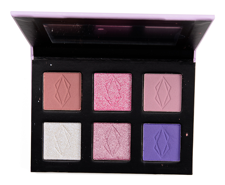 Lethal Cosmetics Destiny Eyeshadow Palette Review & Swatches