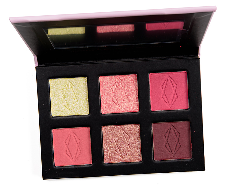 Lethal Cosmetics Memento Eyeshadow Palette Review & Swatches