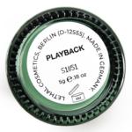 Lethal Cosmetics Playback Side FX Gel Liner