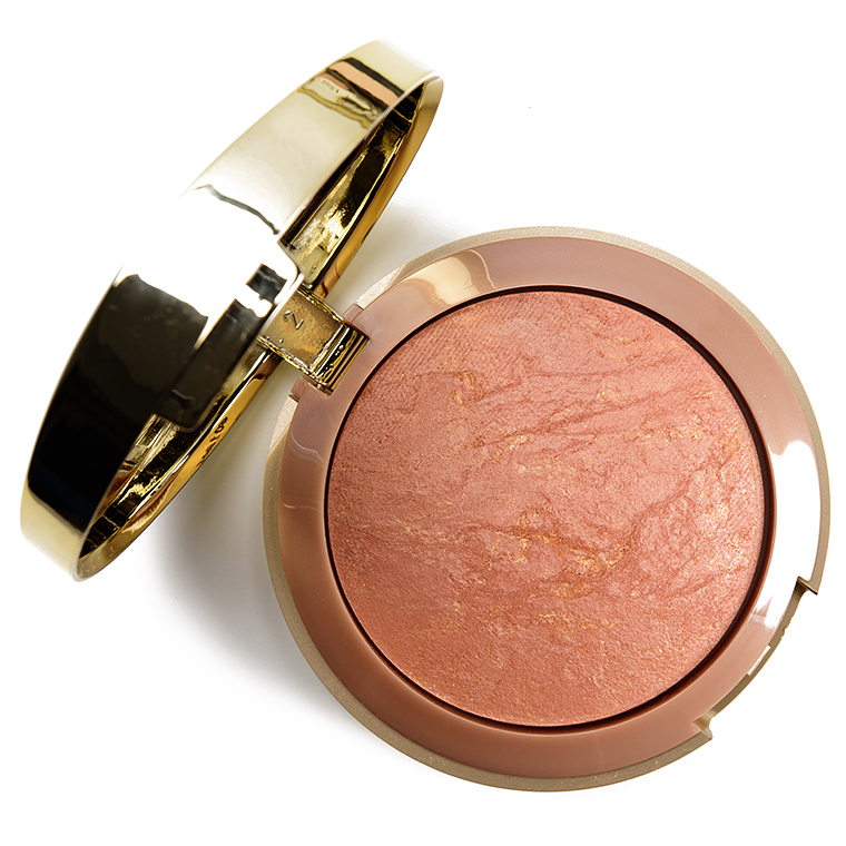 Milani Glow Baked Bronzer Review & Swatches