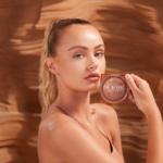 Huda Beauty GloWish Soft Radiance Bronzing Powder for Summer 2021