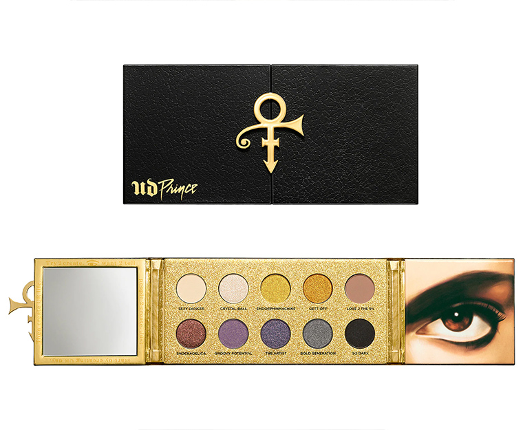 Urban Decay x Prince Collection for Summer 2021