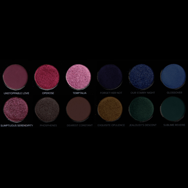 What kind of eyeshadow looks have you done the most in spring?