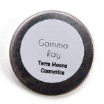 Terra Moons Gamma Ray Cosmic Chameleon Shadow