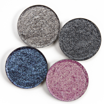 Terra Moons Summer 2021 Eyeshadow Swatches