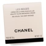 Chanel Soleil Tan Deep Bronze Healthy Glow Bronzing Cream