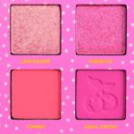 ColourPop Cherry Sweet Pressed Powder Quad