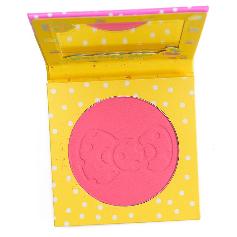 ColourPop x Hello Kitty Island Shine Blush Review & Swatches