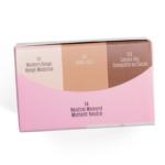 Kaja Neutral Moment Beauty Bento Bouncy Shimmer Eyeshadow Trio
