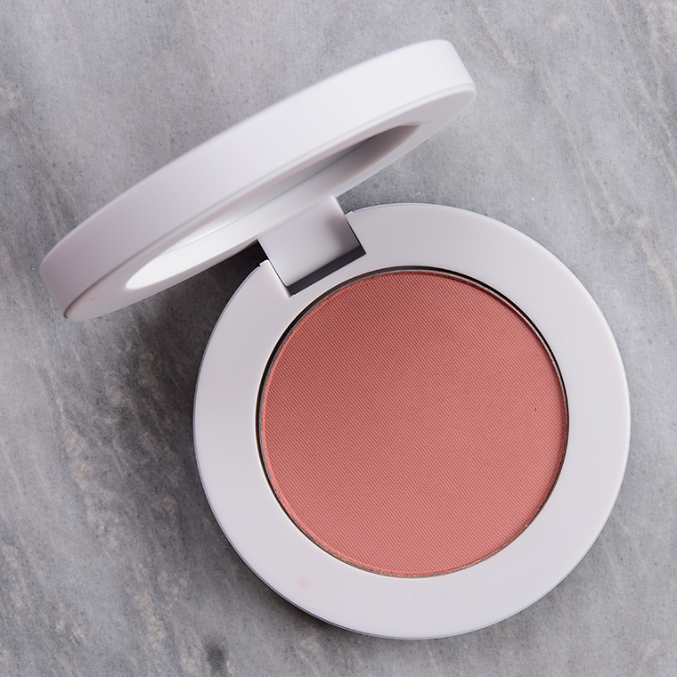 Makeup by Mario Desert Rose Soft Pop Powder Blush Review & Swatches