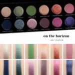 Sydney Grace x Temptalia On the Horizon   18 Color Combinations