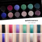 Sydney Grace x Temptalia Quintessence | 16 Color Combinations