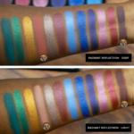 How do you organize your eyeshadow singles?