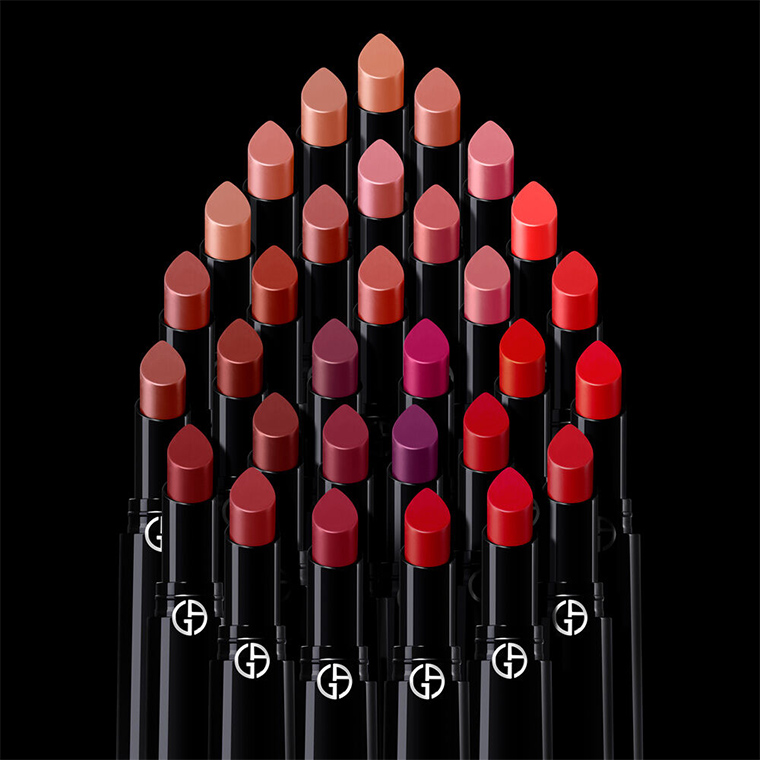 Giorgio Armani Lip Power Lipstick for Summer 2021