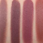 Sydney Grace Comparisons: Eastern Rise, October Odyssey (Deep), Plummet, Chocolate Raspberry Fudge
