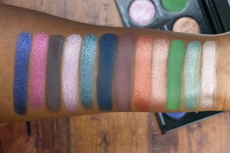 On the Horizon (Deep) swatched on Day (Fenty 430)
