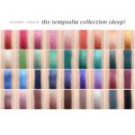 Sydney Grace x Temptalia | 40 Color Combinations Combining Palettes