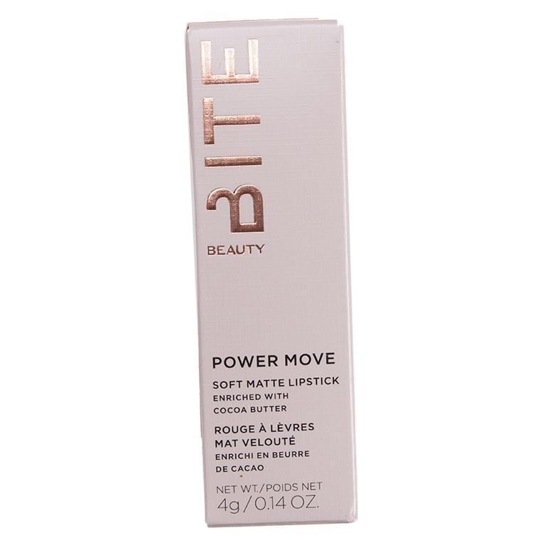 Bite Beauty Power Move Hydrating Soft Matte Lipstick