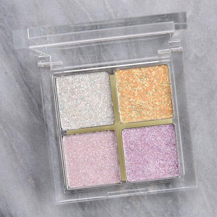 ColourPop Rainbow Sprinkles Pressed Glitter Quad