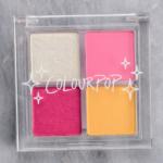 ColourPop Sundae Funday Pressed Powder Shadow Quad