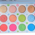 ColourPop Powerpuff Girls 12-Pan Pressed Powder Shadow Palette