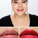 MAC Cockney Lustreglass Sheer-Shine Lipstick