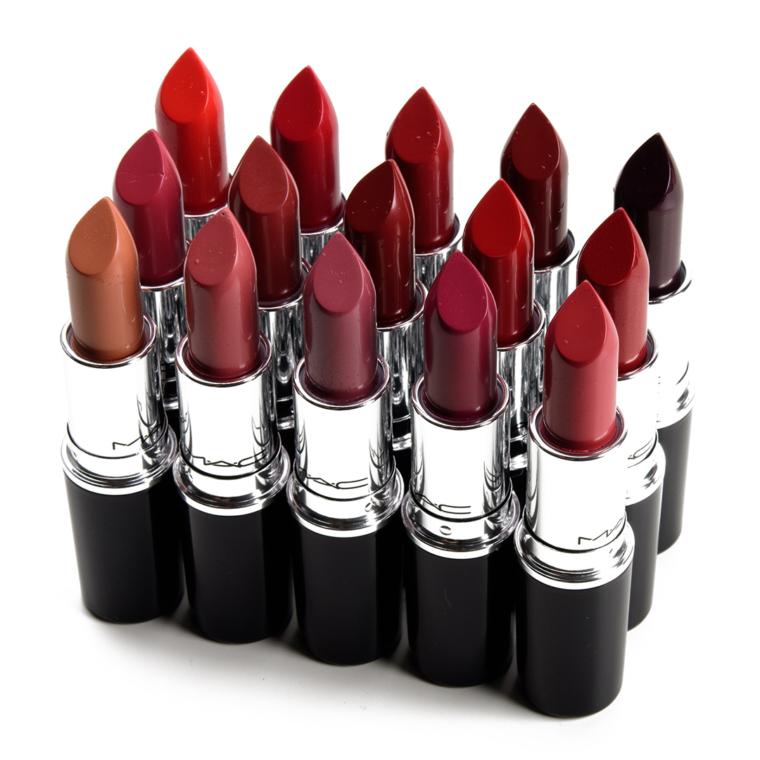 MAC Lustreglass Sheer-Shine Lipstick