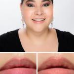 MAC Mars to Your Venus Lustreglass Sheer-Shine Lipstick