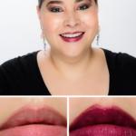 MAC Succumb to Plum Lustreglass Sheer-Shine Lipstick