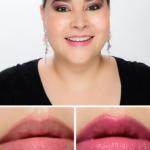 MAC Syrup Lustreglass Sheer-Shine Lipstick