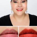 MAC TNTeaser Lustreglass Sheer-Shine Lipstick