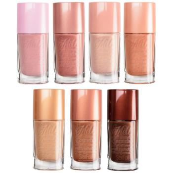 Melt Cosmetics SexFoil Liquid Highlighter Swatches