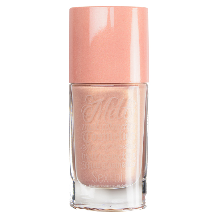 Melt Cosmetics Stargazer SexFoil Liquid Highlighter Review & Swatches