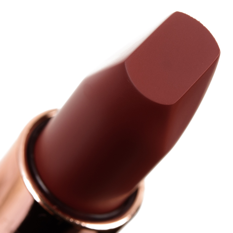 Charlotte Tilbury Super Fabulous & Supermodel Matte Revolution Lipsticks Reviews & Swatches