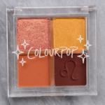ColourPop Big Leo Energy Pressed Powder Shadow Quad