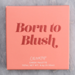ColourPop Born to Blush 4-Pan Cheek Palette