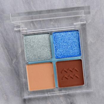 Online Shop Trend Now colourpop_crystal-clear-aquarius_001_palette-350x350 ColourPop Astrology Eyeshadow Quad Swatches (x12)