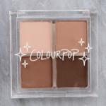 ColourPop Dare to Bare Pressed Powder Shadow Quad