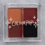 ColourPop Down to Earth Pressed Powder Shadow Quad