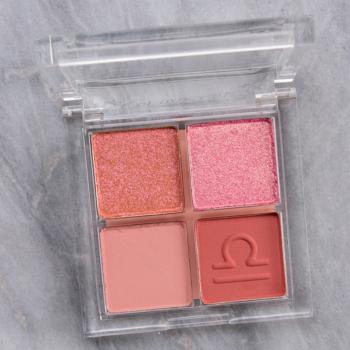Online Shop Trend Now colourpop_peace-love-libra_001_palette-350x350 ColourPop Astrology Eyeshadow Quad Swatches (x12)