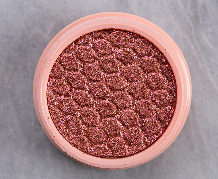 ColourPop Reflection, Touch the Sky, Colors of the Wind, Down in New Orleans Super Shock Shadows Reviews & Swatches