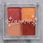ColourPop Sagittarius in Flight Pressed Powder Shadow Quad