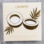 ColourPop Talk to the Palm Pressed Powder Bronzer