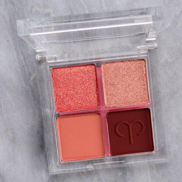 ColourPop The Bold and the Aries Eyeshadow Quad Review & Swatches