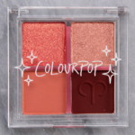 ColourPop The Bold and the Aries Pressed Powder Shadow Quad