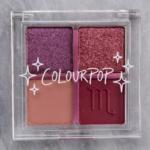 ColourPop The Secret Life of Scorpio Pressed Powder Shadow Quad