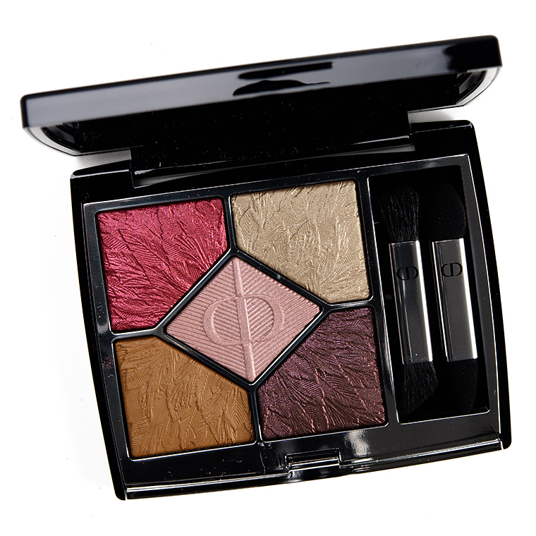 Dior Early Bird Eyeshadow Palette Review & Swatches