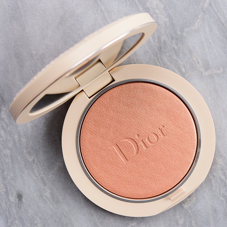 Dior Golden Glow Dior Forever Couture Luminizer Review & Swatches