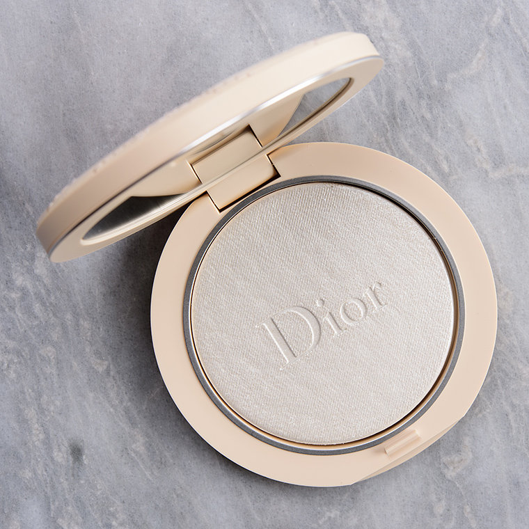 Dior Pearlescent Glow Dior Forever Couture Luminizer Review & Swatches