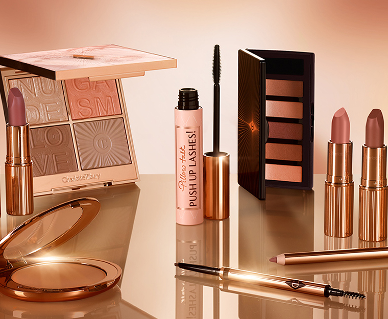 Charlotte Tilbury Supernudes Collection for Fall 2021